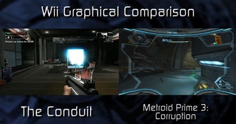 graphics battle the conduit wii compare the conduit s graphics to other wii fps titles
