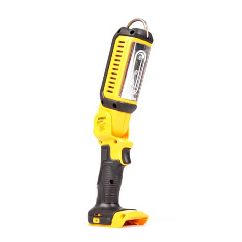 Portable Work Lights Dewalt Dcl050 Dewalt 18v Xr Li Ion Handheld Led Light Body