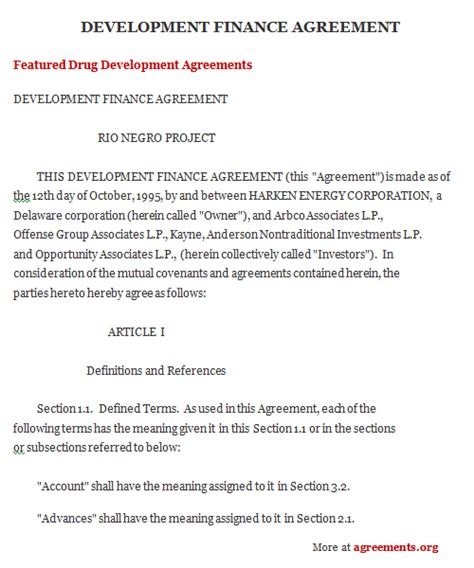 Letter Of Agreement Software Project free printable source code escrow agreement form generic