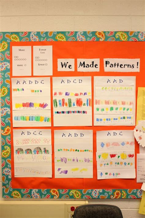 patterns in nature kindergarten lesson 15 best growing and shrinking patterns images on pinterest