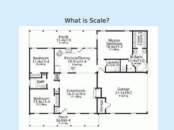 blueprint for houses gate powerpoint discussion of scale in blueprints by mccorkle