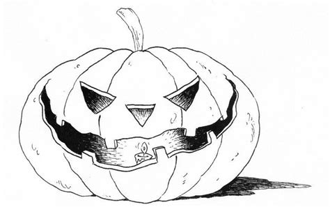 spooky pumpkin coloring pages spooky pumpkin coloring sheets for preschoolers hallowen