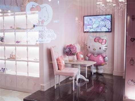 hello kitty mansion hello kitty house sanrio hello kitty house bangkok hello