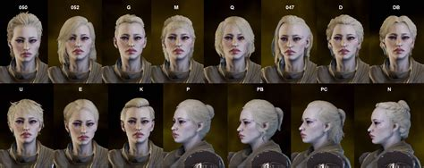dragon age more hairstyles and vibrant colors no spoilers hair mods compatible with trespasser