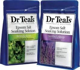 Dr Axe On Detox Foot Soak by Dr Teal S Epsom Salt Soaking Solution Bundle 1 Relax