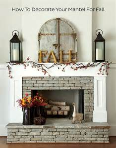 how to decorate around a fireplace fall fireplaces bring warmth how to decorate