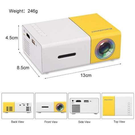 Proyektor Yg 300 led projector yg 300