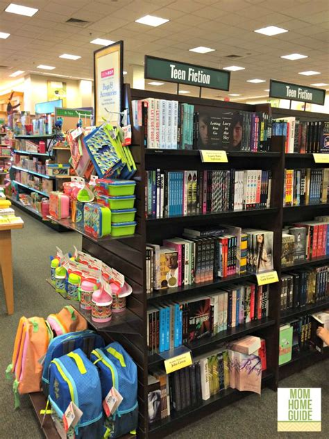 barnes and noble book sections back to school savings with barnes noble mastercard