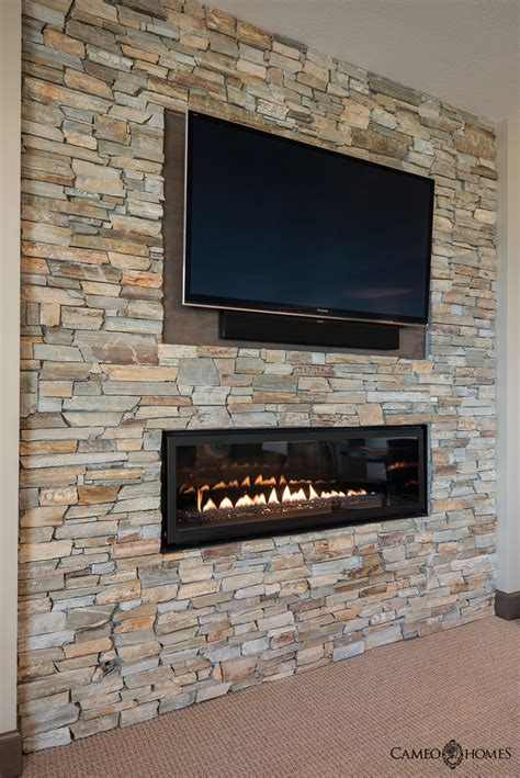 Linear Fireplace Designs by 1000 Ideas About Linear Fireplace On