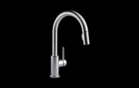 delta 9159t ar dst trinsic single handle pull down kitchen 9159 ar dst trinsic 174 single handle pull down kitchen