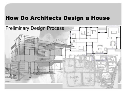 how to design a house like an architect how do architects design a house