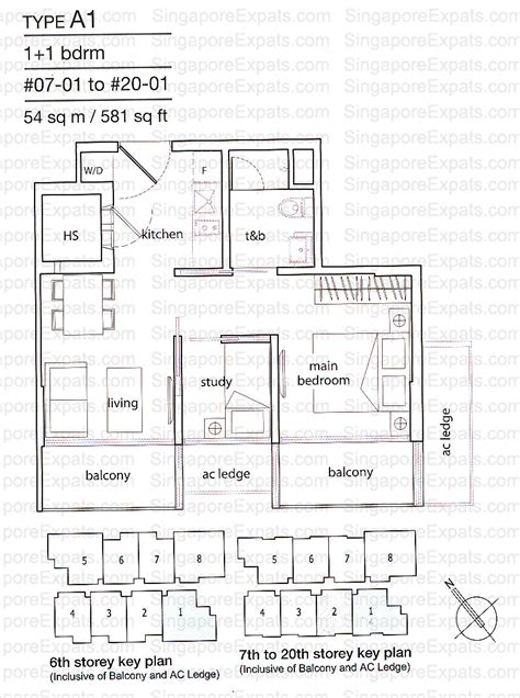 city view boon keng floor plan cradels singapore condo directory