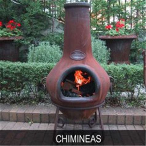 chimineas melbourne wood fired outdoor heating