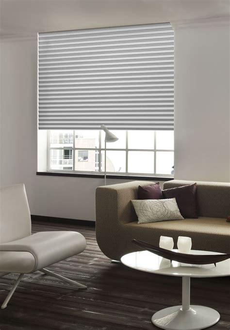 Plissee Wohnzimmer by Graues Sensuna 174 Plissee Am Wohnzimmer Fenster Wohnzimmer