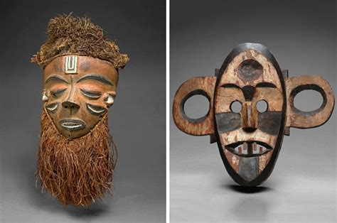 funny facts about african masks