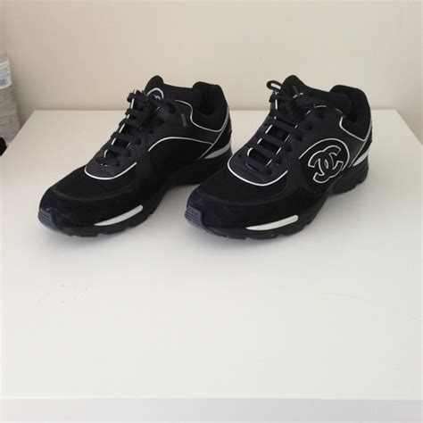 chanel shoes sport 19 chanel shoes chanel running black sport shoes