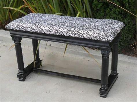 antique storage bench piano bench piano bench