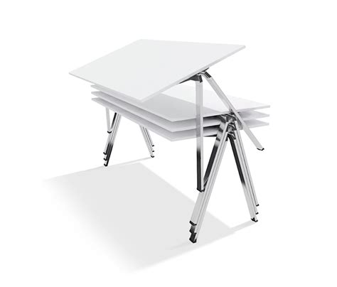 Stackable Tables by Yuno Stacking Table Multipurpose Tables From Wiesner