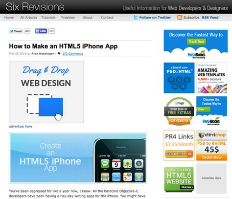 tutorial web app html5 5 useful tutorials for web designers idevie
