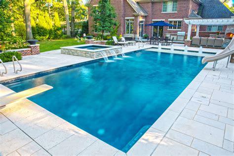 geometric pools pools geometric pools