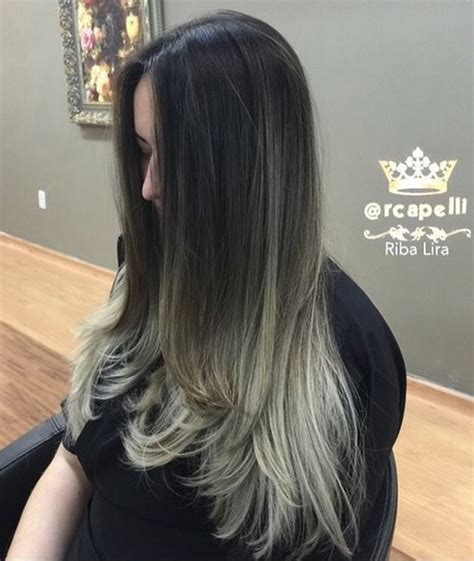 ombre hairstyles for long straight hair ombre ideas for long straight hair for 2017 new hair