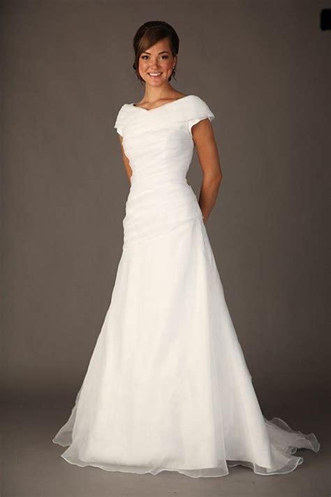modest wedding dresses beautiful  greta modest