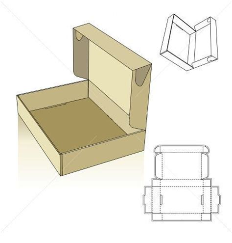 paper food tray template tray template with locking end boxes trays