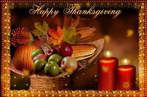 Happy Thanksgiving by Olivet School Thanksgiving