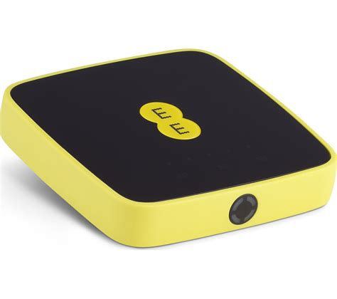 ee mobile ee 4gee mini pay monthly mobile wifi deals pc world