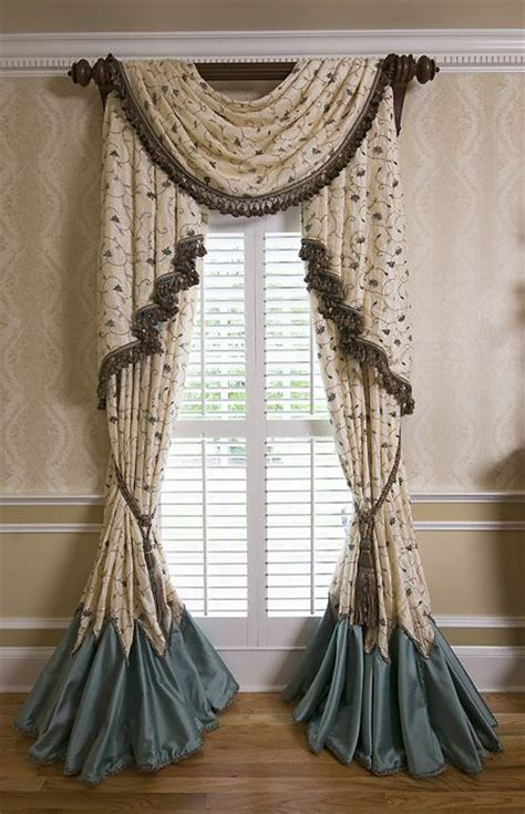 victorian curtains window treatments 101 best images about custom window treatments on