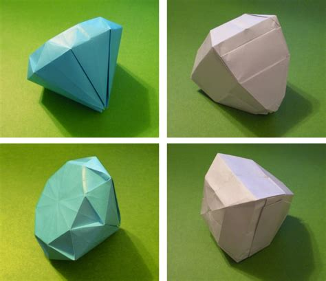 Origami Rock - tom by cahoonas on deviantart