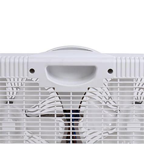 high velocity window fan avalon twin window fan with 9 inch blades high velocity