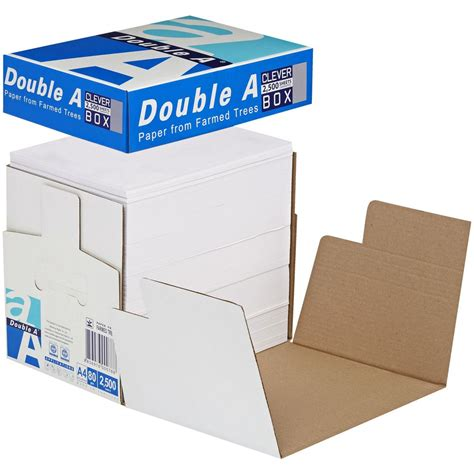 How To Make Box From A4 Paper - bulk buy 10 x a 80gsm a4 copy paper 2500 sheet