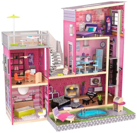 uptown doll house top 10 fabulous best dollhouses for girls