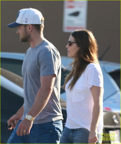 Justin Cameron Spotted Together by Justin Timberlake Biel Spotted Together For
