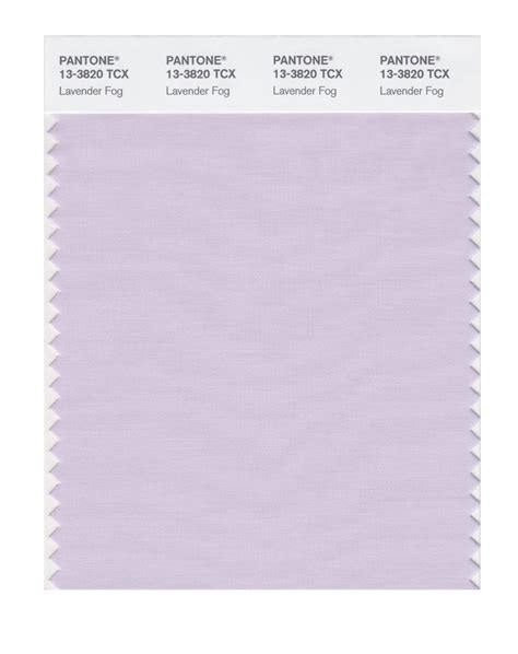 Pantone Color Code buy pantone smart swatch 13 3820 lavender fog
