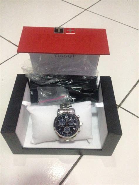 Jam Tangan Tissot Prc 200 Original dijual rugi