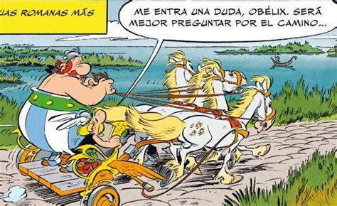 asterix spanish obelix y ast 233 rix y ob 233 lix a la carrera el diario vasco