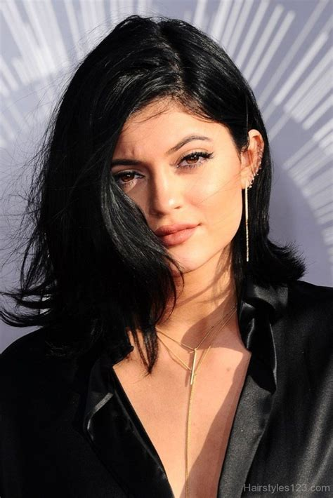 Finger Waves Black Hairstyles Kendall Jenner by Jenner Black Hairstyle