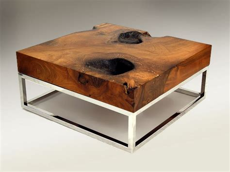 Wood Coffee Table Ideas 20 Fabulous Wood Coffee Table Designs By Genius