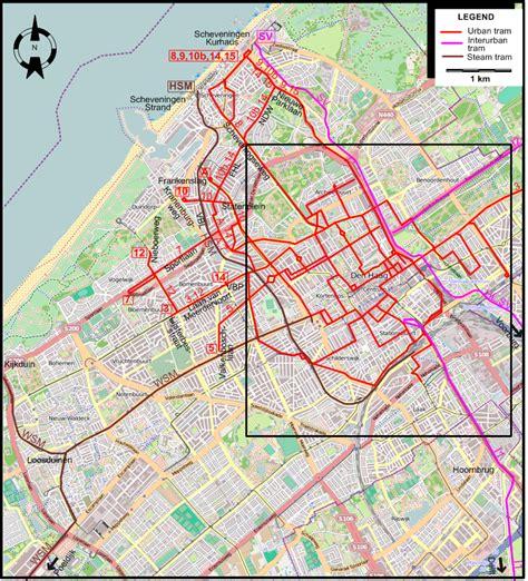 netherlands map den haag den haag the hague 1924