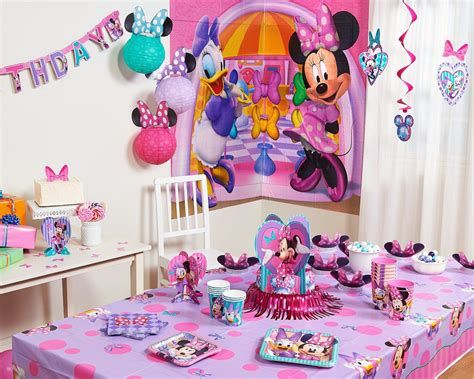 minnie mouse table cover amazonsmile minnie mouse bowtique plastic table cover 54