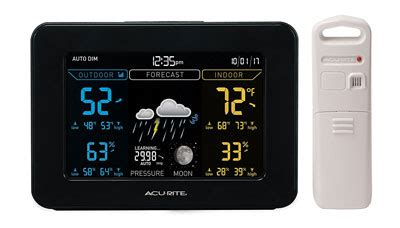 top 10 best digital weather stations for home in 2018 reviews
