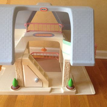 little tikes big doll house vintage polly pocket doll house from antiquesforsale45 on etsy