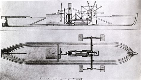 first steam boat steamboat images plan for robert fulton s first