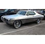 PLIES  CHROME PONTIAC GRAND PRIX Big Rims Custom Wheels