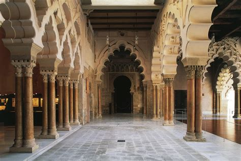 moorish style palace interior architecture where to see moorish spain moors history rough guides