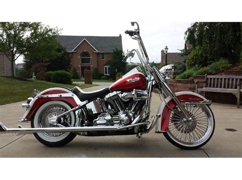 2013 Harley Davidson Softail Deluxe by Buy 2013 Harley Davidson Softail Deluxe Cruiser On 2040 Motos
