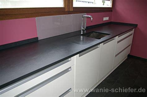 küchenarbeitsplatte wanie raum stein deutschlandweit schiefer exklusiv