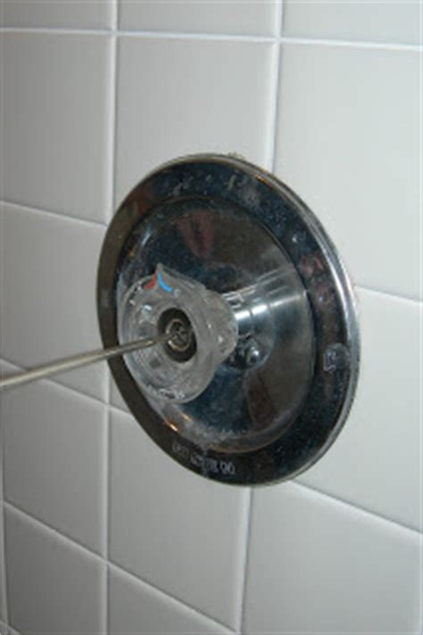 Shower Knob Removal by Fix Your Moen 1200 Cartridge